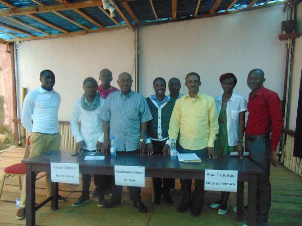 cercle littéraire des jeunes du Cameroun
