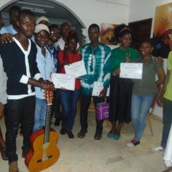 Lauréats du concours international poésie - CLIJEC 2016