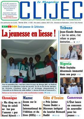 Magazine du clijec num 005 fevrier 2016