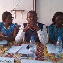 Membres du Panel